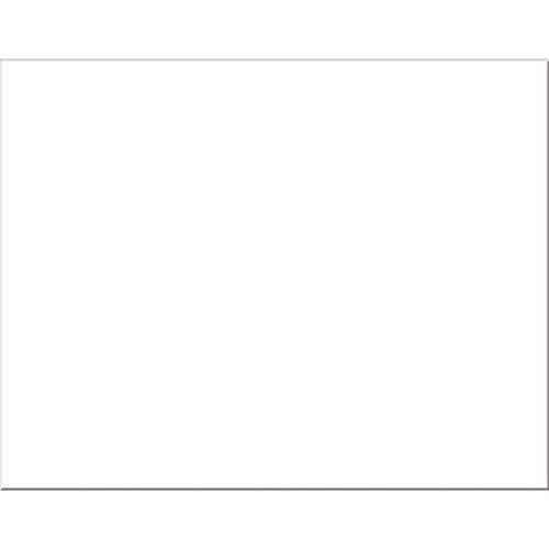 (Pacon PAC54611 6-Ply Railroad Board, White, 22