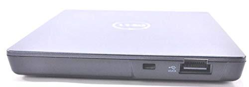 Dell Latitude E4200, E4300, E5400, E6320 E6420 E6520 E6400, E6430 E6500 Precision M2400, M4400, M6400 External E-Sata DVD-RW Drive