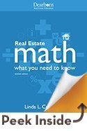 Real Estate Math: What You Need to Know 7th Edition by Linda L. Crawford - Mall Dearborn
