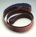 Premium 50mm x 2000mm Aluminium Oxide Cloth Belts. Pack of 5. (P60) Sait