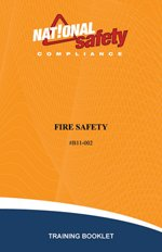 (Fire Safety Employee Training Booklets (pkg of 10) )