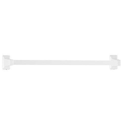LDR 162 9608 Exquisite Premier Series Towel Bar, 24-Inch, bianca by LDR Industries
