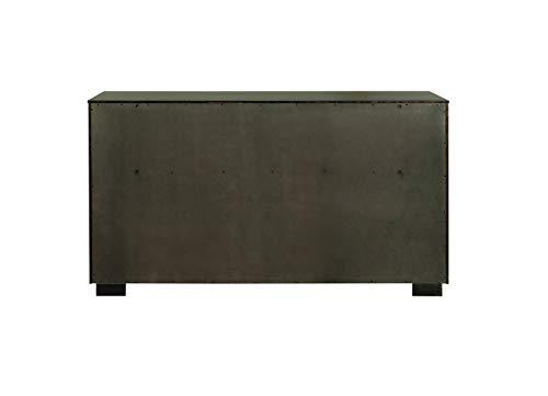 Scott Living 215713 Ingerson 8-Drawer Dresser, Smoked Peppercorn by Scott Living (Image #3)