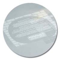 Donic Formula Table Tennis Rubber Protection Sheets (2)