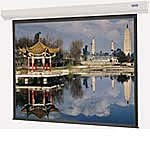 Designer Contour Electrol Electric Projection Screen Viewing Area: 8' H x 8' W (Contour Electrol Electric Screen)