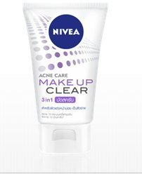 Nivea Make up a Bunch of Scrubs Acne Clear 3in1 100 Grams.