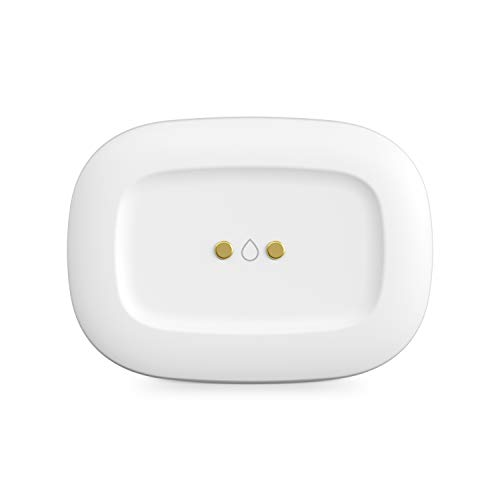 Price comparison product image Samsung SmartThings Water Leak Sensor [GP-U999SJVLCAA] - Automate Lights & Siren for Alert - Zigbee - White