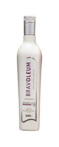 Bravoleum 500ml, variedad arbequina, aceite de oliva virgen extra de categoría superior