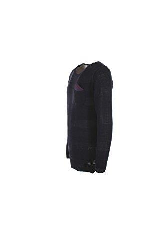 Maglia Uomo Outfit L Blu Of02 Primavera Estate 2017