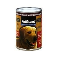 PETGUARD DOG ADULT COLEMAN BEEF VEG, 14 OZ