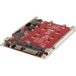 RAID-Controllerkarte 2X M.2 NGFF - 1x SATA-Kombi-Buchse 7+15pol. Renkforce