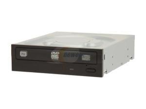 Lite-On Super AllWrite IHAS124-04 24X SATA DVD+/-RW Dual Lay