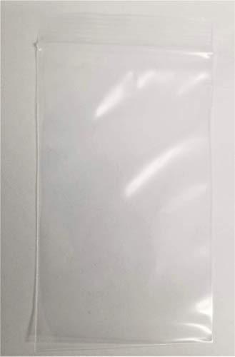 Poly Zip Bags - 3