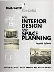 - Time-Saver Standards for Interior Design and Space Planning, 2nd Edition [Hardcover]