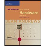 Lab Manual a Hardware, Andrews, Jean, 1418835641