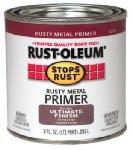 Rustoleum Stops Rust 7769 730 1/2 Pint Rusty Metal Primer Pr