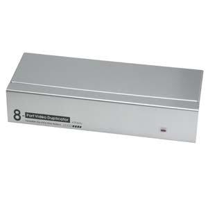 InstallerParts 8Way VGA Splitter 450MHz Max 2048x1536 Resolution by InstallerParts