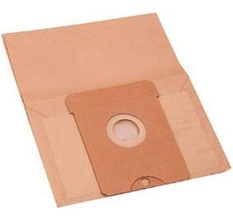 DREHFLEX – sb025 – 10 bolsas de aspiradora/Bolsas de papel para diversos modelos de aspirador/aspiradora de AEG pero también Privileg – Se adapta para tamaño 22 24 25 26: Amazon.es: Hogar