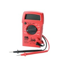 - Digital Multimeter 3 Function 11 Range Manual 1 Min