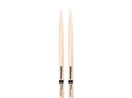 Promark PW5AN Japanese Shira Kashi White Oak 5A Nylon Single ()
