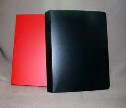 Amazon medium black poly greeting card keeper display album medium black poly greeting card keeper display album m4hsunfo