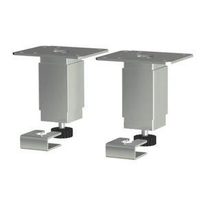 IKEA UTBY Kitchen Table Leg 4\u0026quot; Adjustable Steel Anchor ...