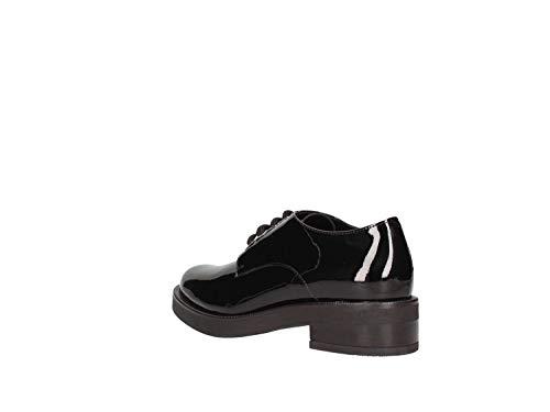 Negro 8088 Bajo Zapato Mujer Albano wSxIvqCw