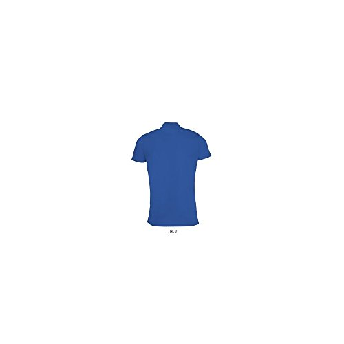 SOL´S Mens Sports Polo Shirt Performer, M, Royal Blue