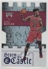 Jimmy Butler #/199 (Basketball Card) 2016-17 Panini Excalibur - Storm the Castle - Blue #2 ()