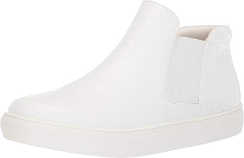 Matisse Women's Harlan Fashion Sneaker (7.5 M US, White Croc)