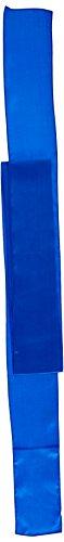 LinenTablecloth Satin Sash (10-Piece) Royal - Sash Blue