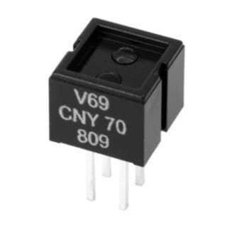 Optical Switches, Reflective, Phototransistor Output Reflective Optical Sensor w/Trans Out