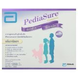 Pedia Sure Complete Vanilla Flavored Infant Food 1200g (3 packs) by Pediasure