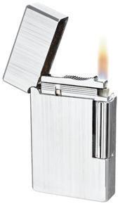 Visol VMG399S K-nig Pinsel Silber Feuerstein