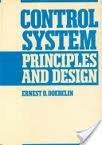 Control System Principles and Design, Doebelin, Ernest O., 0471088153