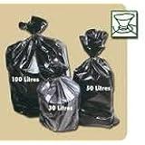 Sac poubelle 240 litres ( lot de 10 )