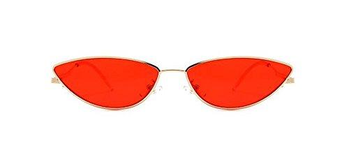 du Rouge vintage retro en Film soleil rond Lennon polarisées inspirées cercle lunettes style de métallique qx6IfHwZ