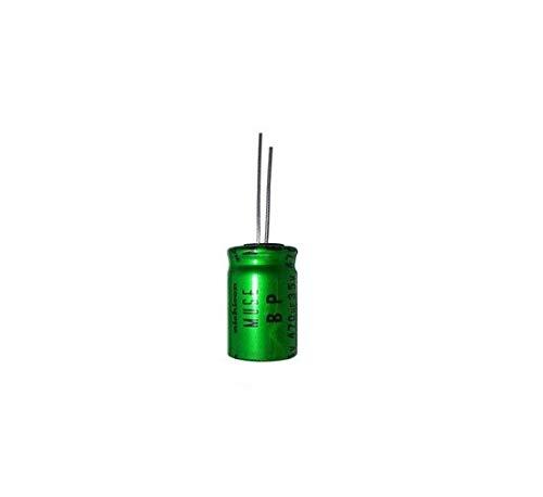 Bipolar Electrolytic Capacitor Nichicon Muse Es 470uf 6.3v Ues0j471mpm