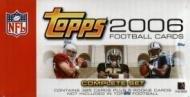 2006 Topps Factory Set Football Cards Unopened Hobby box - Reggie Bush Rookie Year