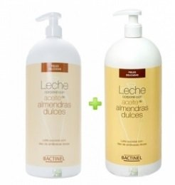 BACTINEL PACK LECHE ALMENDRAS +GEL