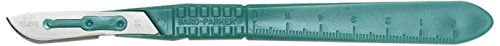 Aspen Surgical 371620 Bard-Parker Disposable Scalpels, Size 20 (Pack of 100)