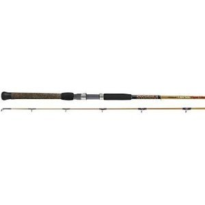 Shakespeare One-Piece Medium Heavy Action Ugly Stik Tiger Lite Spinning Rod (6-Feet 6-Inch), Outdoor Stuffs