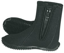 5mm NeoSport Child's and Junior's Wetsuit Boots - Size 8 by Neo-Sport