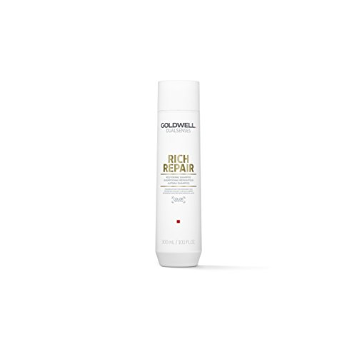 Goldwell Dualsenses Rich Repair Cream Shampoo, 10.1 Ounce