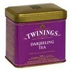 Twinings Darjeeling Tea - Twinings Darjeeling Tea, Tea Bags, 20-Count Boxes (Pack of 6)