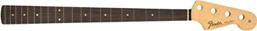 Fender American Original 60's Jazz Bass Neck - Rosewood Fingerboard