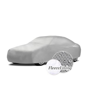 Saab 9 3 Convertible (Car Cover Store 100% Waterproof Car Cover for Saab 9-3 Convertible 2-Door - 5 Layer)