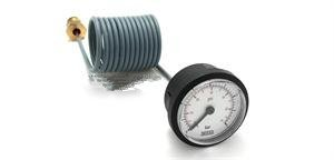 Triangle Tube Psrkit17 Prestige Pressure Gauge (Mechanical Blower Pressure Gauge)