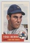 (Yogi Berra (Baseball Card) 1991 Topps Archives The Ultimate 1953 Set - [Base] #104)