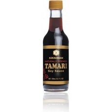 - Kikkoman, Sauce Soy Tamari, 10-Ounce (6 Pack)
